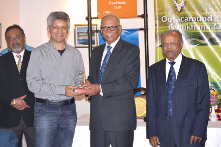 Sumanth Subramaniam - Marksman Trophy - Gross Winner